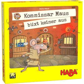 Egér felügyelő (Kommissar Maus) - A nagy szökés társasjáték