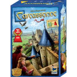 Carcassonne (+ a folyó+az apát)  2 mini kiegészítővel