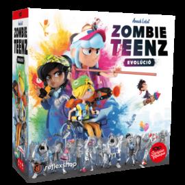 Zombie Teenz: Evolúció társasjáték
