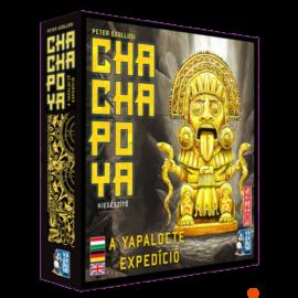 A Yapalocté expedíció Chachapoya társasjáték kiegészítő