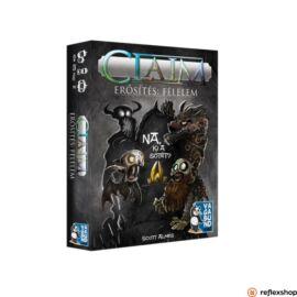 CLAIM Erősítés: Félelem kiegészítő kártyajáték