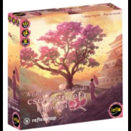 A tízévente virágba boruló cseresznyefa legendája társasjáték