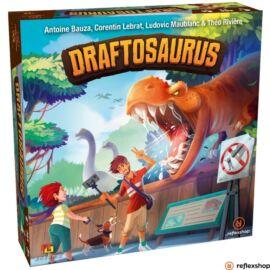 Draftosaurus társasjáték