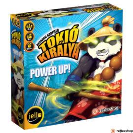 Tokio királya: Power Up! társasjáték kiegészítő