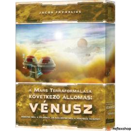 A Mars Terraformálása: Következő állomás: Vénusz társasjáték kiegészítő