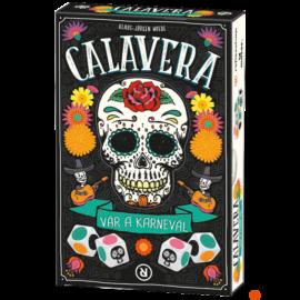 Calavera- Vár a karnevál társasjáték