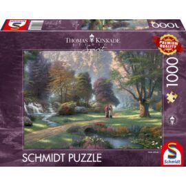 Spirit, Walk of Faith, 1000 db puzzle (Thomas Kinkade)