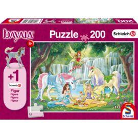 Az elfek piknike (200 db) +1 db AJÁNDÉK Bayala Schleich figura a dobozban
