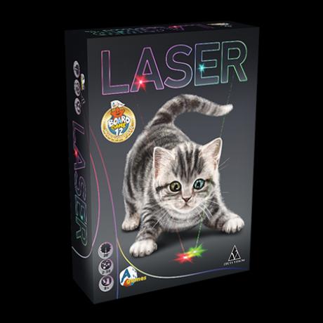 Laser társasjáték
