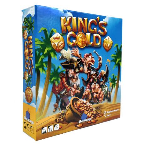 King's gold társasjáték
