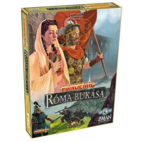 Pandemic:Róma bukása társasjáték