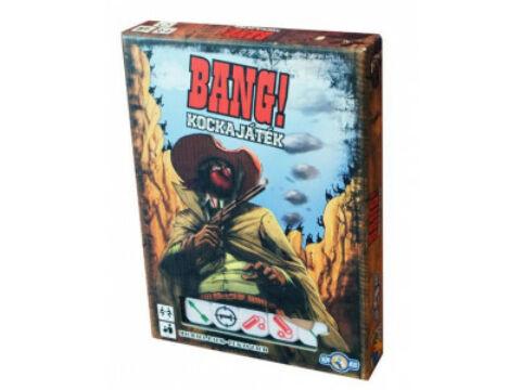 Bang! Kockajáték - Egy véres város vadregénye