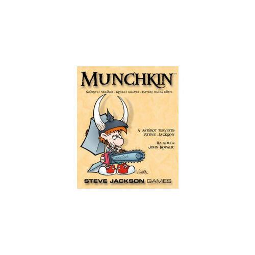 Munchkin alap társasjáték