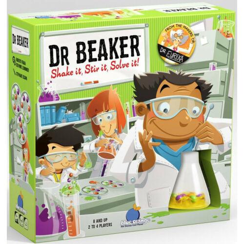 Dr Beaker társasjáték