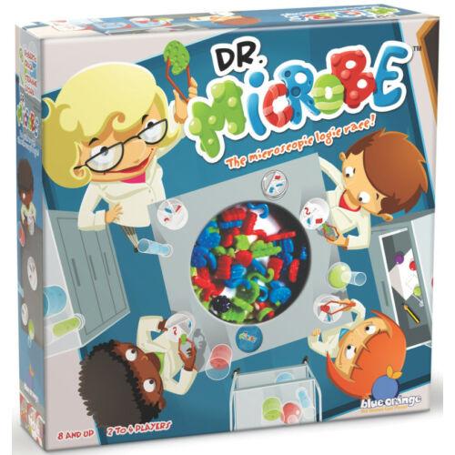 Dr Microbe társasjáték