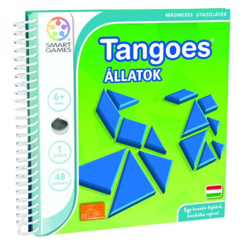 Magnetic Travel - Tangoes Állatok logikai játék