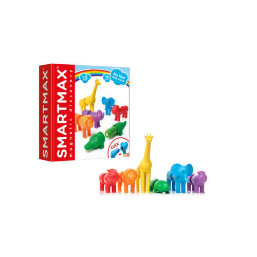 Smartmax - Első Szafarim mágneses játék
