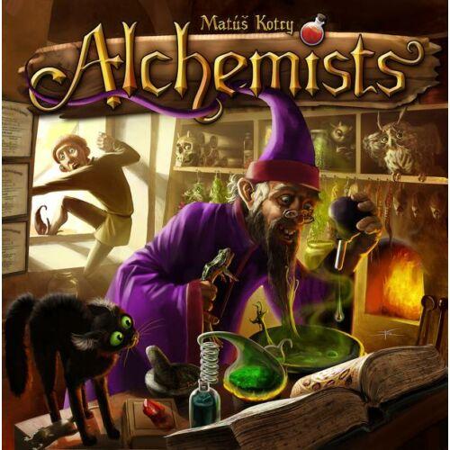 Alchemists társasjáték (ENG)