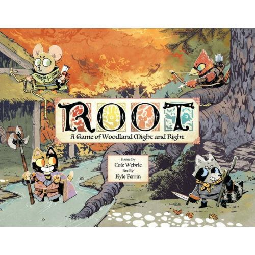 Root társasjáték (ENG)