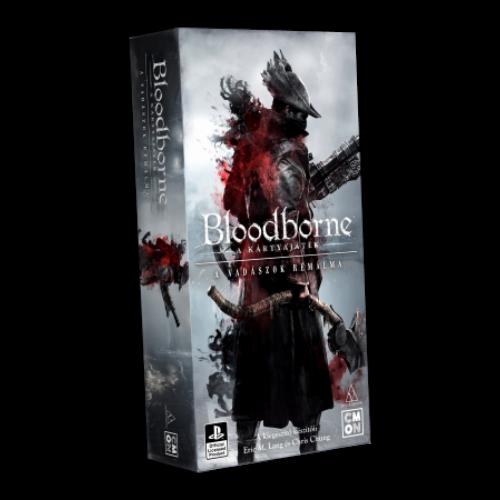 Bloodborne:A vadászok rémálma társasjáték kiegészítő