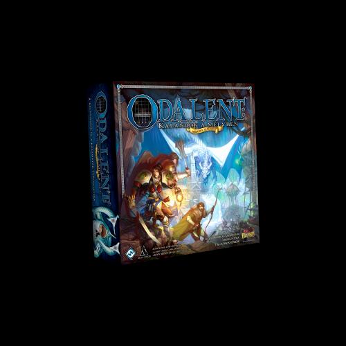 Odalent: Kalandok a Mélyben - 2. kiadás társasjáték