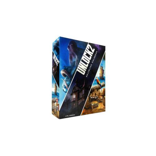 Unlock 2: Rejtélyes kalandok