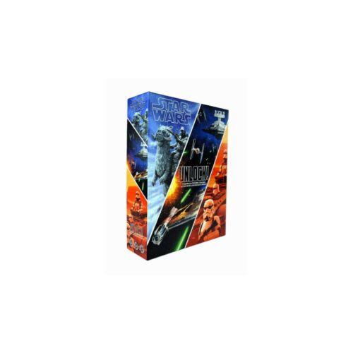 Unlock-Star wars társasjáték