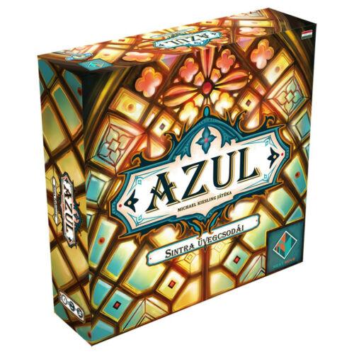 Azul:Sintra üvegcsodái társasjáték