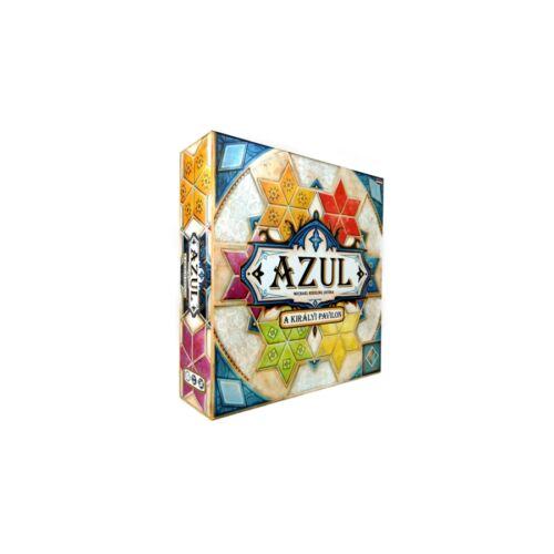 Azul- A királyi pavilon társasjáték