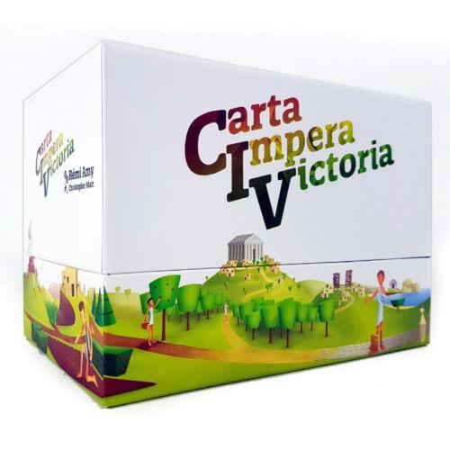 CIV:Carta Impera Victoria társasjáték