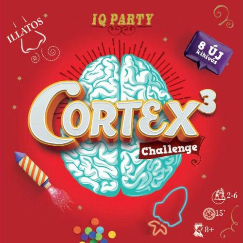 Cortex3 társasjáték