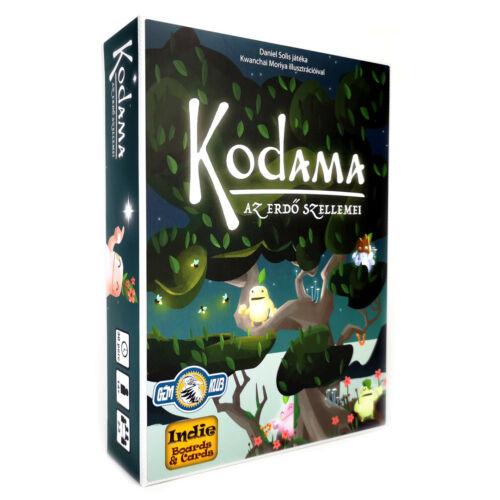 Kodama:Az erdő szellemei társasjáték