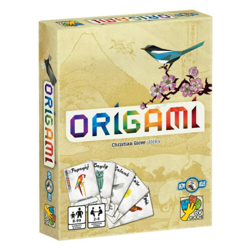 Origami társasjáték (ENG)