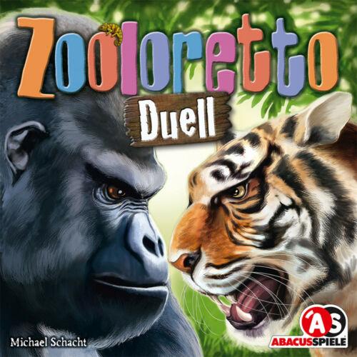 Zooloretto Duel társasjáték