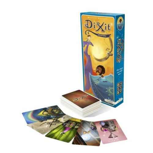 Dixit 3-Utazástársasjáték kiegészítő