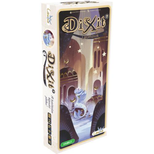 Dixit 7-Látomások társasjáték kiegészítő