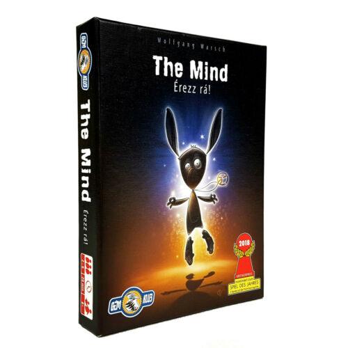 The Mind-érezz rá!  társasjáték