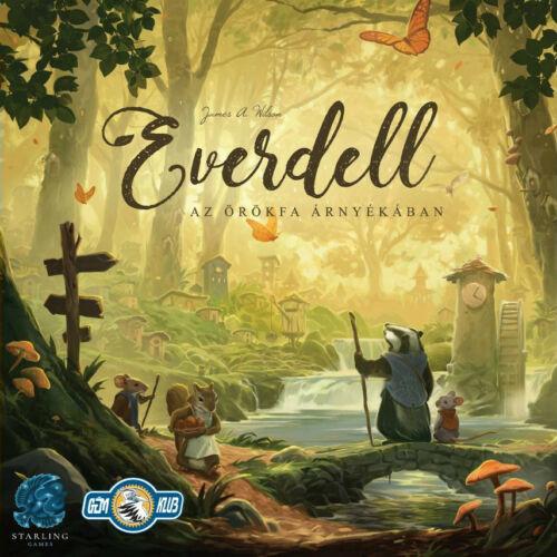 Everdell:Az örökfa árnyékában társasjáték