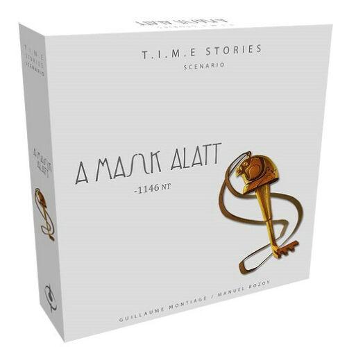T.I.M.E Stories A maszk alatt társasjáték kiegészítő