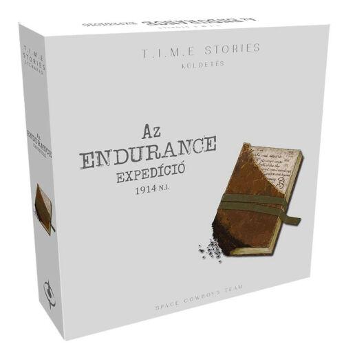 T.I.M.E Stories Az Endurance expedíció társasjáték kiegészítő