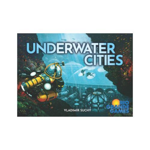 Underwater cities társasjáték