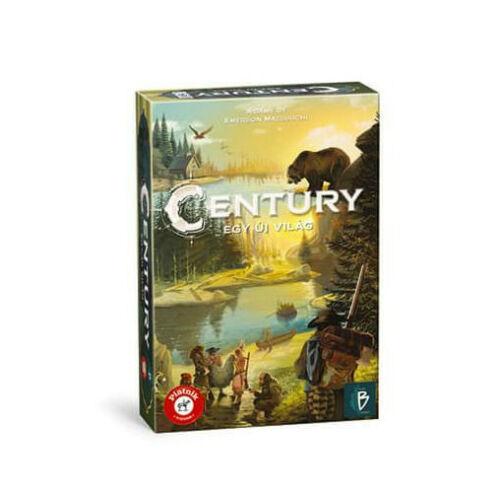 Century:Egy új világ társasjáték