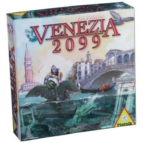 Venezia2099 társasjáték