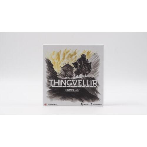 Nidavellir társasjáték Thingvellir kiegészítő