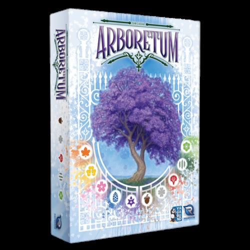 Arborétum kártyajáték