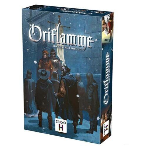 Oriflamme társasjáték