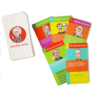 Kép 2/2 - Géniusz Kvartett: Zseniális elmék - ismeretterjesztő kártyajáték