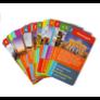 Kép 3/4 - Géniusz Kvartett: A világ nevezetes csodái - ismeretterjesztő kártyajáték
