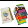 Kép 2/4 - Géniusz Kvartett: A világ nevezetes csodái - ismeretterjesztő kártyajáték